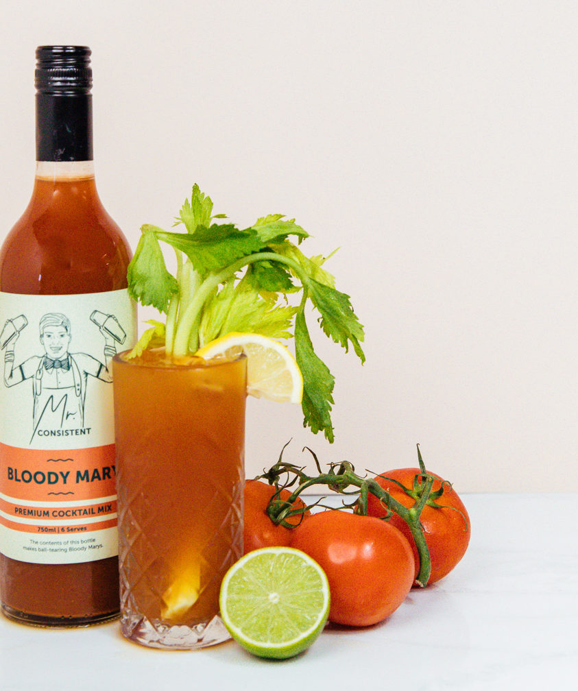 Cocktail of the Month: Mr Consistent Bloody Mary
