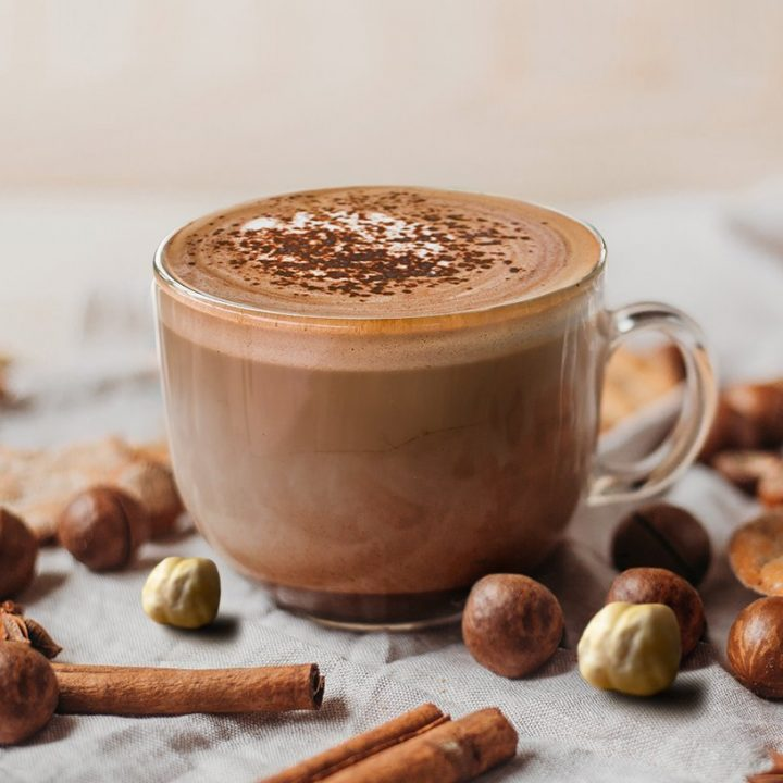 Café Drink of the Month: Macadamia Mochaccino